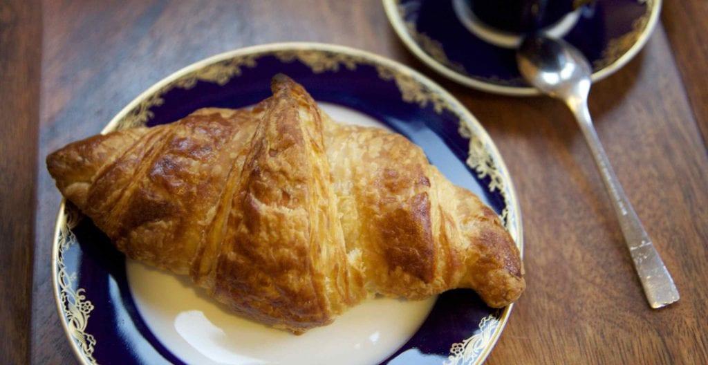 Croissants & Pain au Raisins