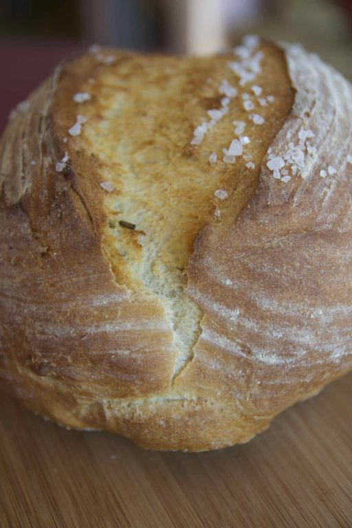Bread from 1660 A.D.